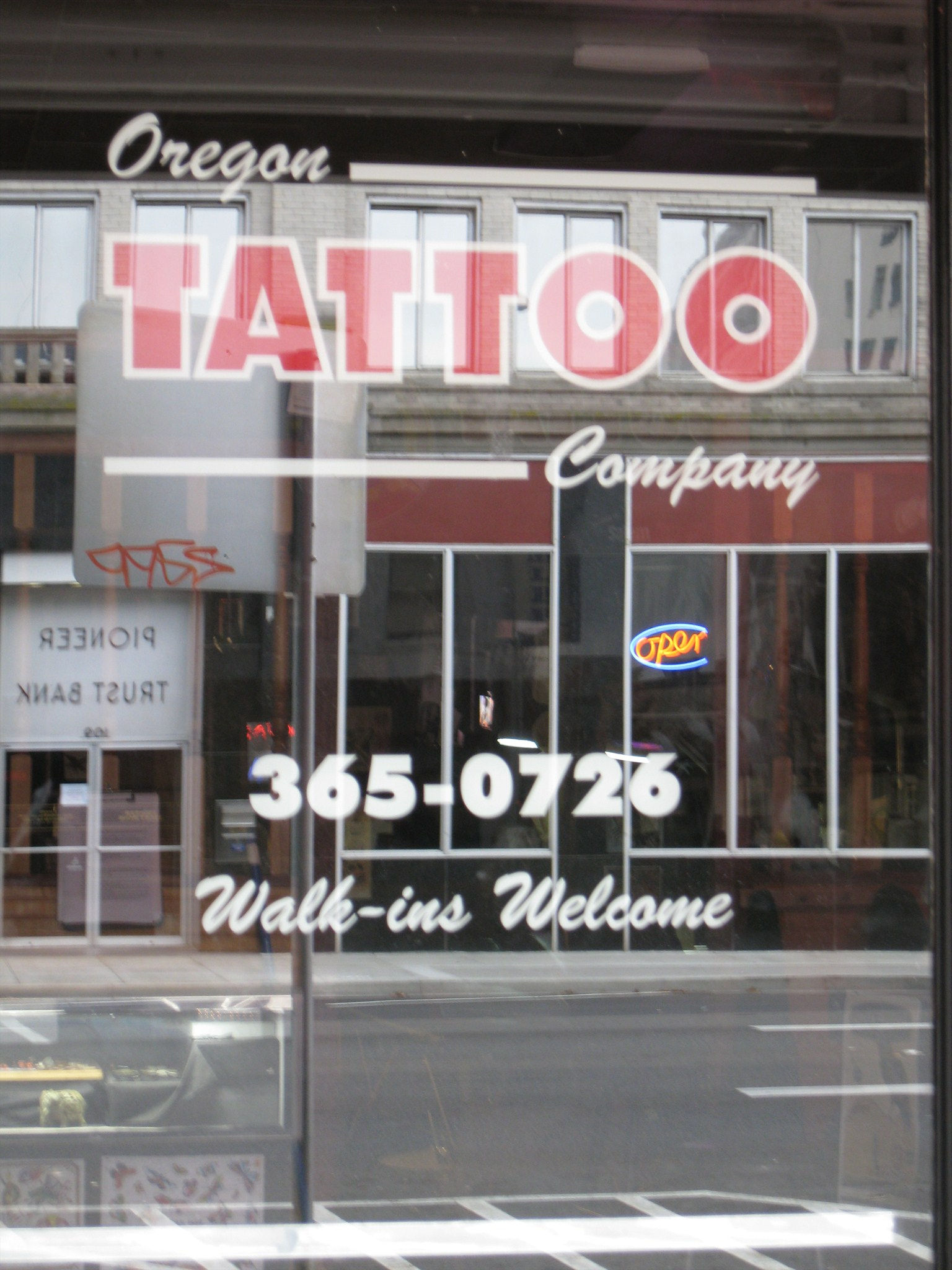 Oregon tattoo company salem oregon tattoo shops for Tattoo shops in salem ma