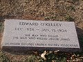 Image for Edward O'Kelley - Fairlawn Cemetery - OKC, OK