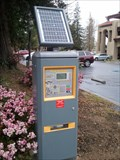 Image for Solar Powered Parking Meter - Cupertino, CA