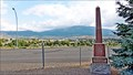 Image for William Henry Voght Obelisk - Merritt, BC