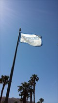 Image for Municipal Flag - Whitewater Park - Rancho Mirage, CA