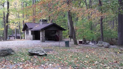 View Waymark Gallery. Cabin No. 2   Linn Run State Park ...