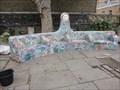 Image for Mosaic Bench  -  London, UK