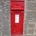 Image for Victorian Wall Box - Kirkton of Kinnettles, Angus.