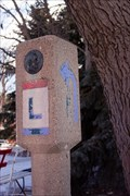 Image for Lincoln Highway Marker at Lincoln County Courthouse - North Platte, NE