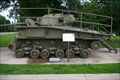 Image for USA M4A3 Sherman Tank - Memorial Park Rock Island Arsenal