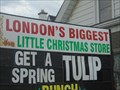 Image for London Biggest Little Christmas Store - London, Ontario