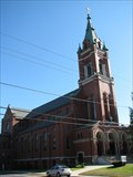 Image for Holy Family Church - Woonsocket, Rhode Island