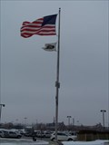 Image for 9/11 Memorial Flagpole at Regents Court - Dearborn, Michigan