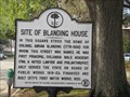 Image for Site of Blanding House - Columbia, South Carolina