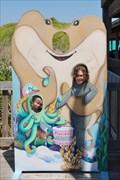 Image for Florida's Gulfarium Photo Cutout - Fort Walton Beach, FL