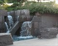 Image for Fountain at the FDR Memorial
