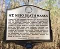 Image for Mt. Nebo Death Masks - Carlton, AL