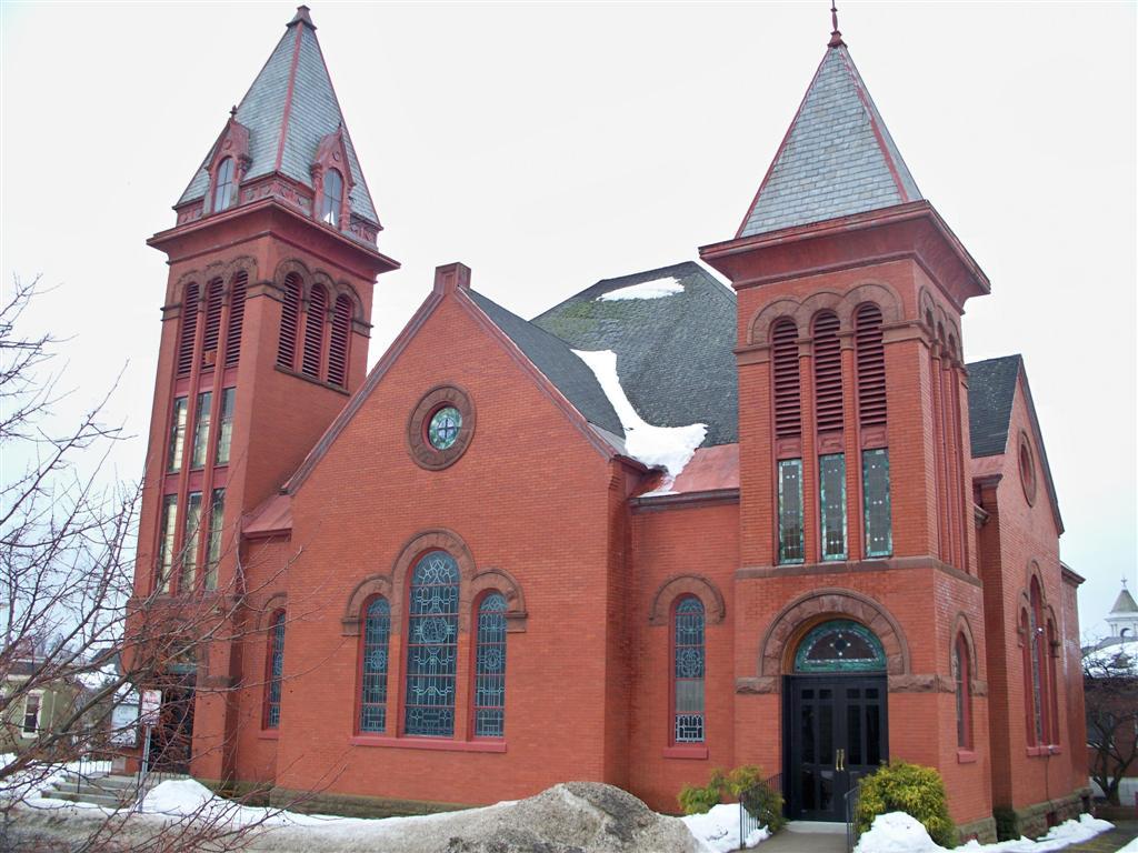 State Street United Methodist Church