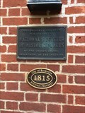 Image for Beall–Dawson House - 1815 - Rockville, MD