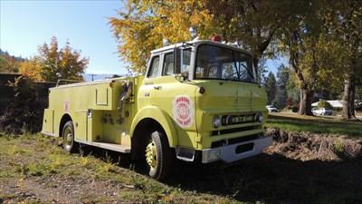 Gmc Western States Pumper Marcus Wa Fire Fighting Vehicles On Waymarking