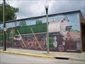 Image for Irondale Cafe Train Mural - Irondale, Alabama