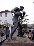 Image for FIRST - Black British World Boxing Champion - Market Square, Warwick, UK
