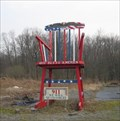 Image for 9/11 Giant's Chair