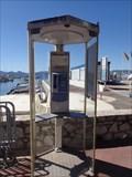 Image for A payphone, Cannes, Boulevard de la Croisette - est