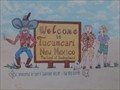Image for Welcome to Tucumcari - Mural - New Mexico, USA.