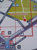 Image for YOU ARE HERE - Parker's Piece, Cambridge, Cambridgeshire, England