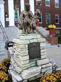 Image for Hines VA Hospital Memorial Fountain - Hines, IL