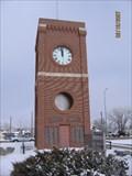 Image for Old Town Clock ~ Watertown South Dakota