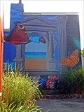 Image for Architecture and the Cosmos Mural - West Reading, PA