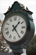 Image for Bell & Hudson Clock.  Belchertown, MA