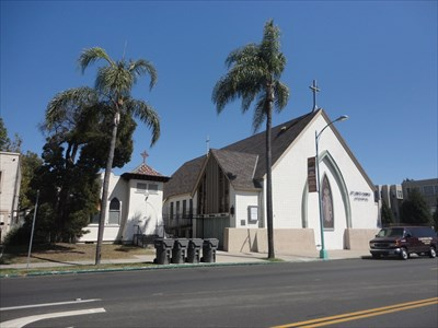 St  Luke's Episcopal Church - San Diego - Anglican and
