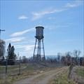 Image for Fort Missoula water tower punctuates southwest Missoula skyline - Missoula, MT