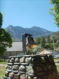 Image for Locomotive Bell - Lillooet, BC