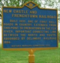 Image for New Castle and Frenchtown Railroad - New Castle, DE