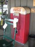 Image for Coke Machine - Naples Cracker Barrel