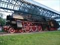 Image for steam engine 18 323 at Fachhochschule Offenburg, DE