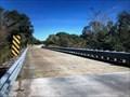 Image for Hansel Avenue Plank Bridge - Arcadia, Florida, USA