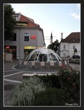 Image for District Fountain on Hauptplatz (Main square) - Tulln an der Donau, Austria