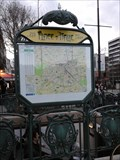 Image for Station de Métro Place d'Italie - Paris, France