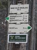 Image for Rozcestnik (Nad Vlci skalou), Czech Republic