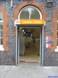 Image for London Fields Overground Station - Mentmore Terrace, London, UK