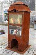Image for Rostiger Bücherschrank / Rusty book cupboard - Retz, Austria