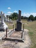 Image for McCrossin - Uralla Old Cemetery - Uralla, NSW