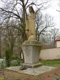 Image for World War Memorial - Blatna, Czech Republic