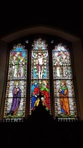Image for Stained Glass Windows - St Michael - Hernhill, Kent