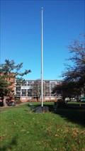 Image for American Legion Flagpole - 1983 - University of Oregon