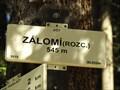 Image for 545m - Zalomi (rozc.) - Ostrov u Macochy, Czech Republic