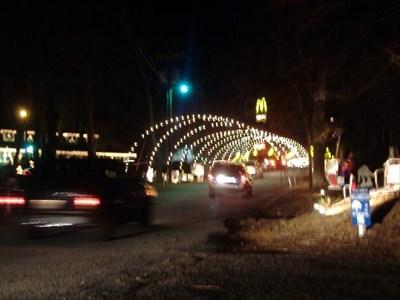 williamston christmas park williamston sc holiday displays on waymarkingcom