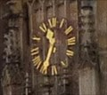 Image for Church Clock Cathedral Erfurt, Thuringia, Germany