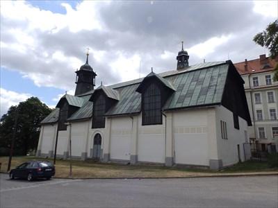 Kostel svateho Vojtecha / Praha - Liben